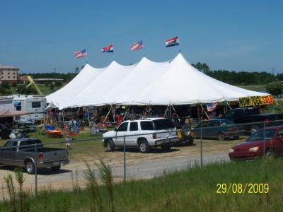 Our previous Tool Tent sales