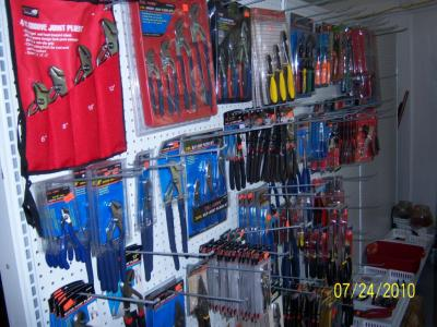Great selection of tools!